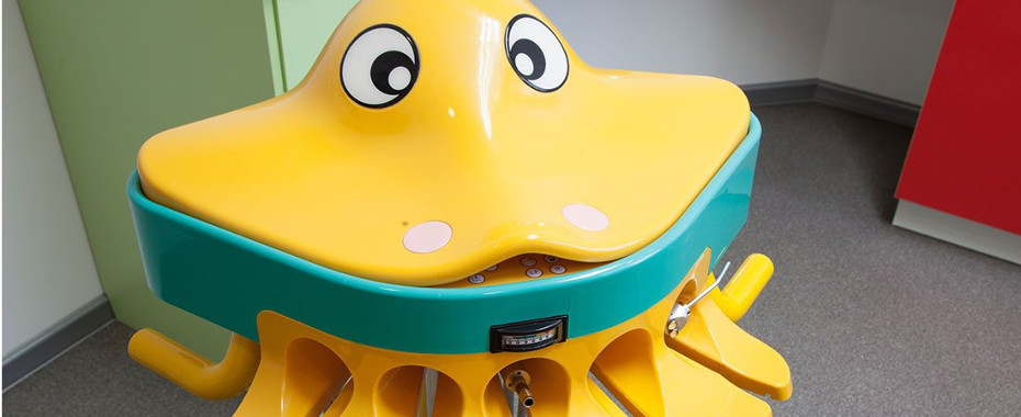 фото детского стоматологического оборудования в клинике Багита в Черкассах