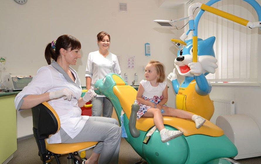 Детская стоматологический кабинет фото