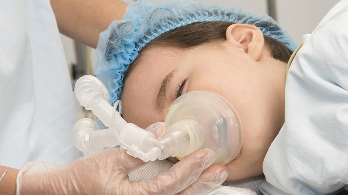 лечение зубов у детей под общим наркозом в стоматологической клинике Багита