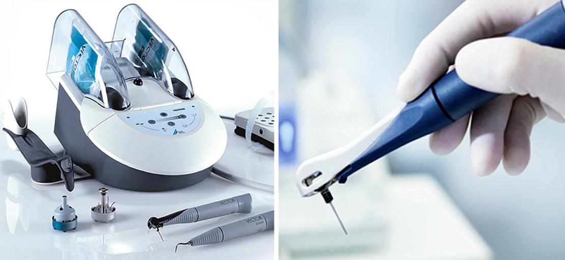 система вектор терапия для профилактики и лечения пародонта в стоматологии Багита