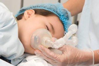 общий наркоз для лечения зубов у ребенка в стоматологии Багита в Черкассах