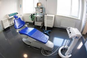 кабинет стоматологии в клинике в Черкассах