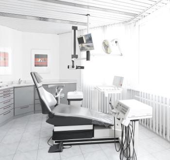 фото современный стоматологический кабинет в Черкассах в клинике Багита