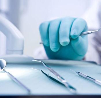 фото стоматологического инструмента для стоматолога хирурга в клинике Багита