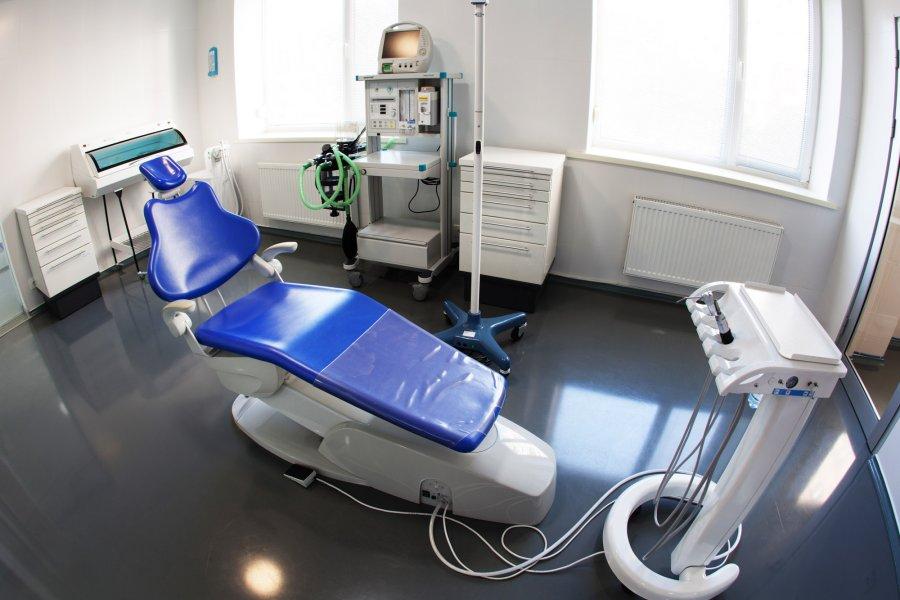 фото кабинета хирурга стоматолога в стоматологической клинике Багита
